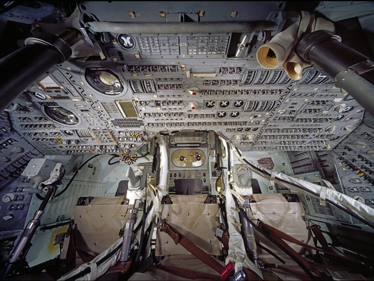 'Destination Moon' exhibit highlights space history and ...