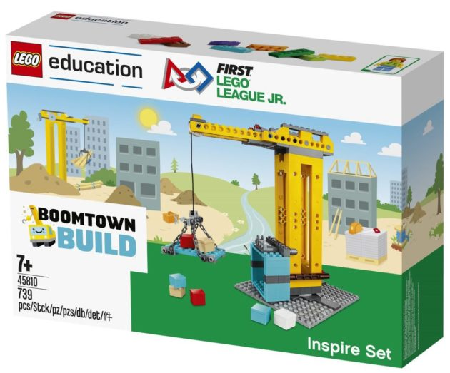 090fcdacb LEGO unveils new city-focused sets for kids who compete in FIRST robotics  competitions
