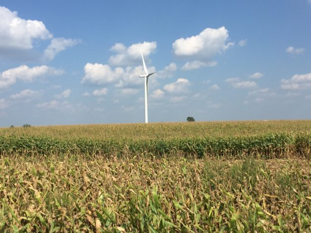 Amazon Web Services adds more clean energy to its cloud with three new wind farm deals