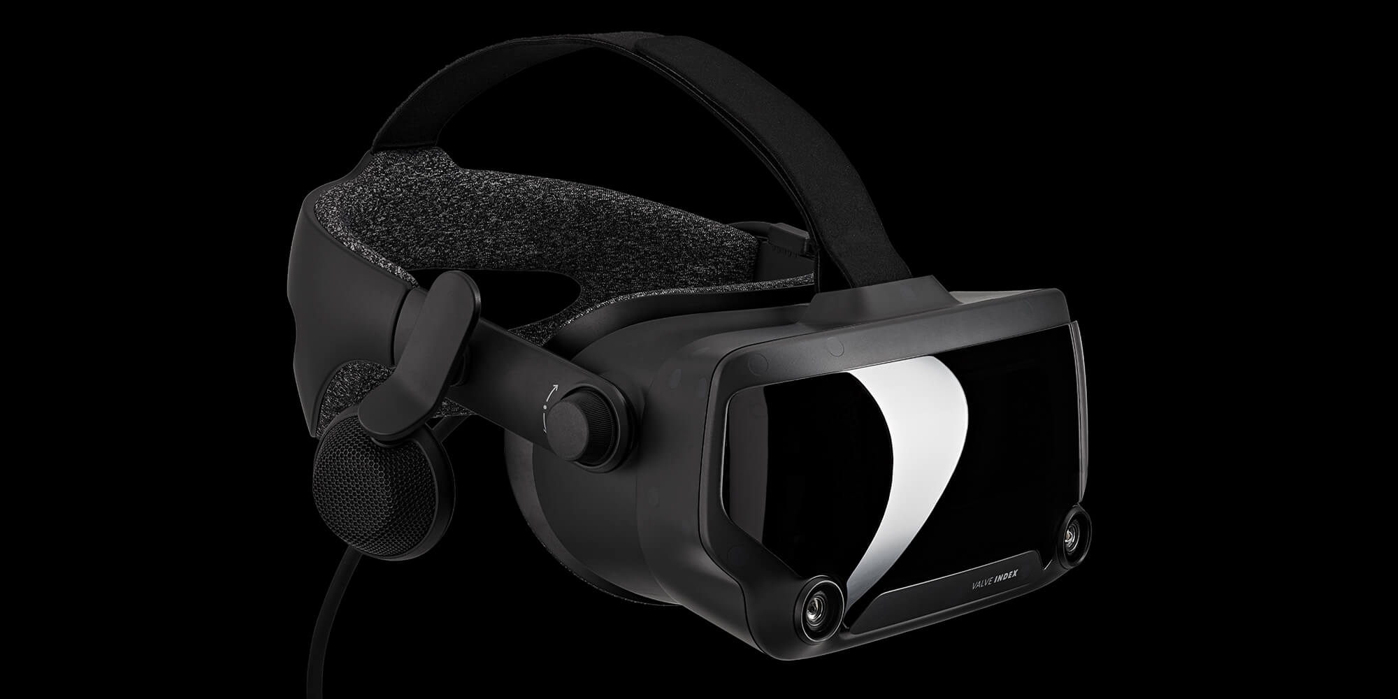 Valve's new Index headset is a high end option for VR fans
