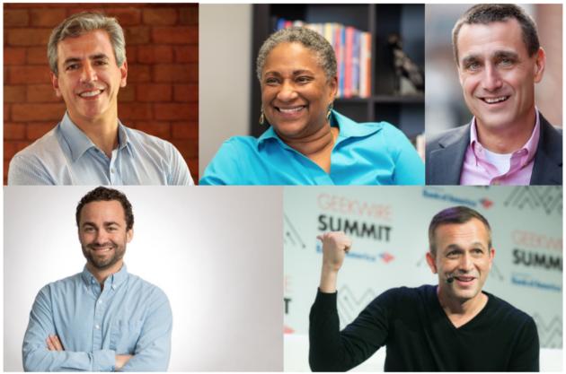 GeekWire | GeekWire Awards 2019: Big Tech CEO of the Year finalists