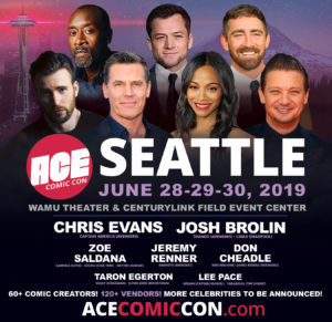 Seattle Calendar Of Events 2019 ACE Comic Con Seattle – GeekWire Events Calendar