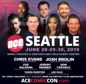 Seattle Events Calendar 2019 ACE Comic Con Seattle – GeekWire Events Calendar