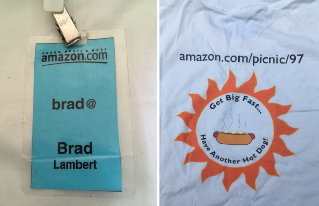 Amazon was here: Early employees recall startup days in