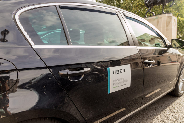 Uber's 'Other Bets' category, which includes Uber Freight