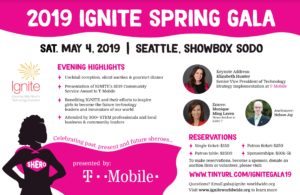 Seattle Calendar Of Events 2019 Ignite 2019 Seattle Spring Gala – GeekWire Events Calendar