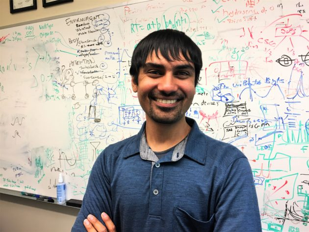 Shwetak Patel, UW computer scientist and prolific inventor, wins prestigious ACM Prize at age 37