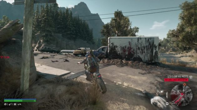 Review Sony S New Days Gone Ps4 Game Brings A Zombie Apocalypse