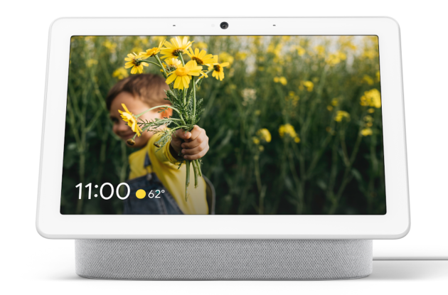 Google unveils Nest Hub Max with 10-inch display, escalating
