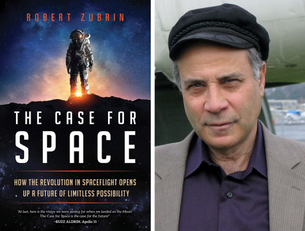 "Robert Zubrin and ""The Case for Space"""