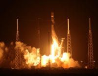SpaceX Starlink Falcon 9 launch