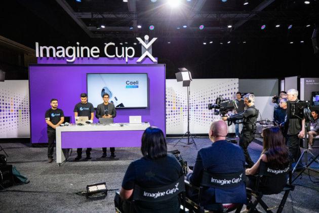 Microsoft Imagine Cup winner aims to transform blood glucose