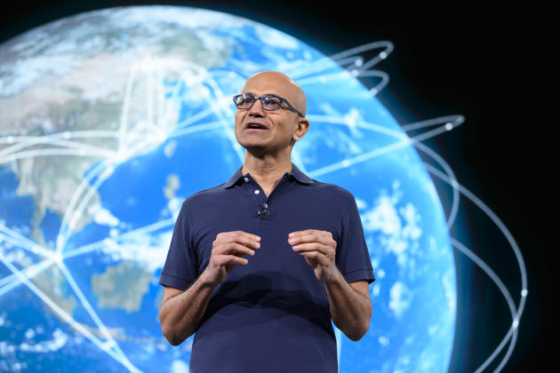 Report card: Microsoft's board boosts CEO Satya Nadella's annual compensation to nearly $50M