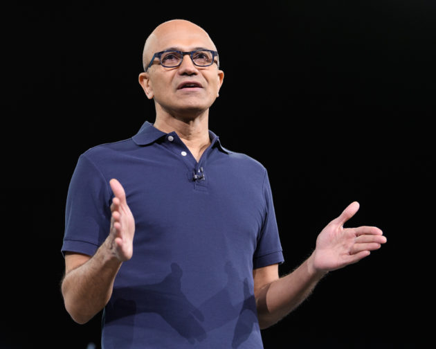 Microsoft revenue rises 14% to $36.9B; profits exceed estimates, fueled by cloud business