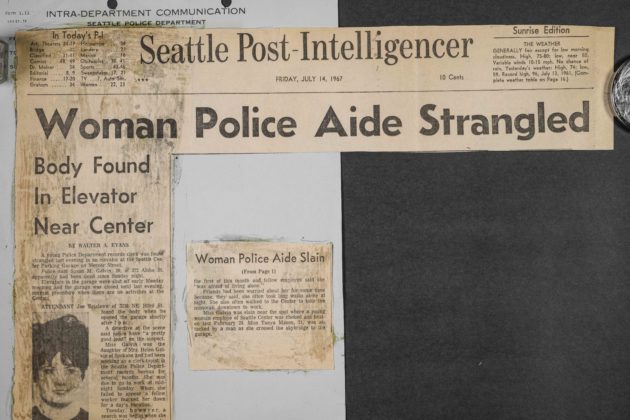 52 years after Seattle woman was killed, police use family