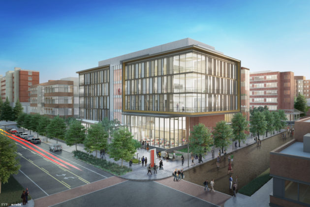 Seattle Svience Center Christmas 2020 Seattle U breaking ground on 'new heart' of campus with $100M