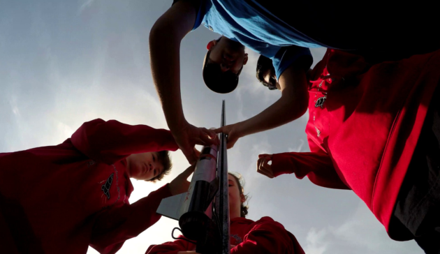 6 teams of Seattle-area students competing in national finals of Team America Rocketry Challenge
