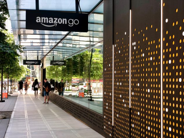 Report: Amazon Go cashierless store technology could be coming to airports and movie theaters