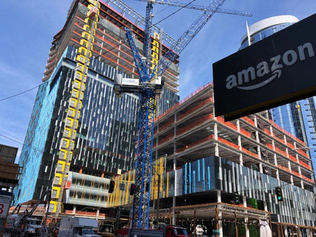 Amazon donates $8M for affordable housing in 'HQ regions,' launches employee matching program