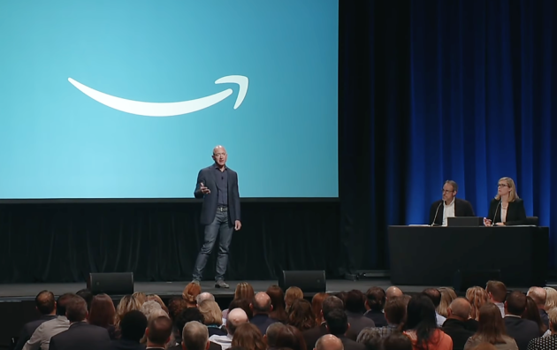 Amazon shareholder proposals on climate and facial recognition won about 30 percent of vote