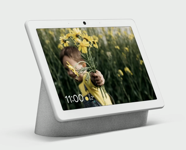 Google unveils Nest Hub Max with 10-inch display, escalating rivalry with Amazon Alexa and Echo
