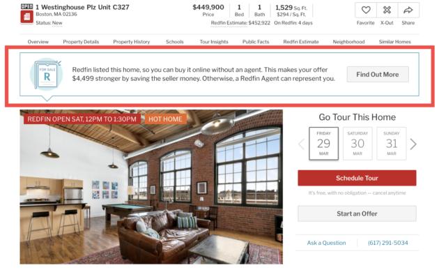 Redfin Launches Automated Home Price Estimates | TechCrunch |Redfin Real Estate