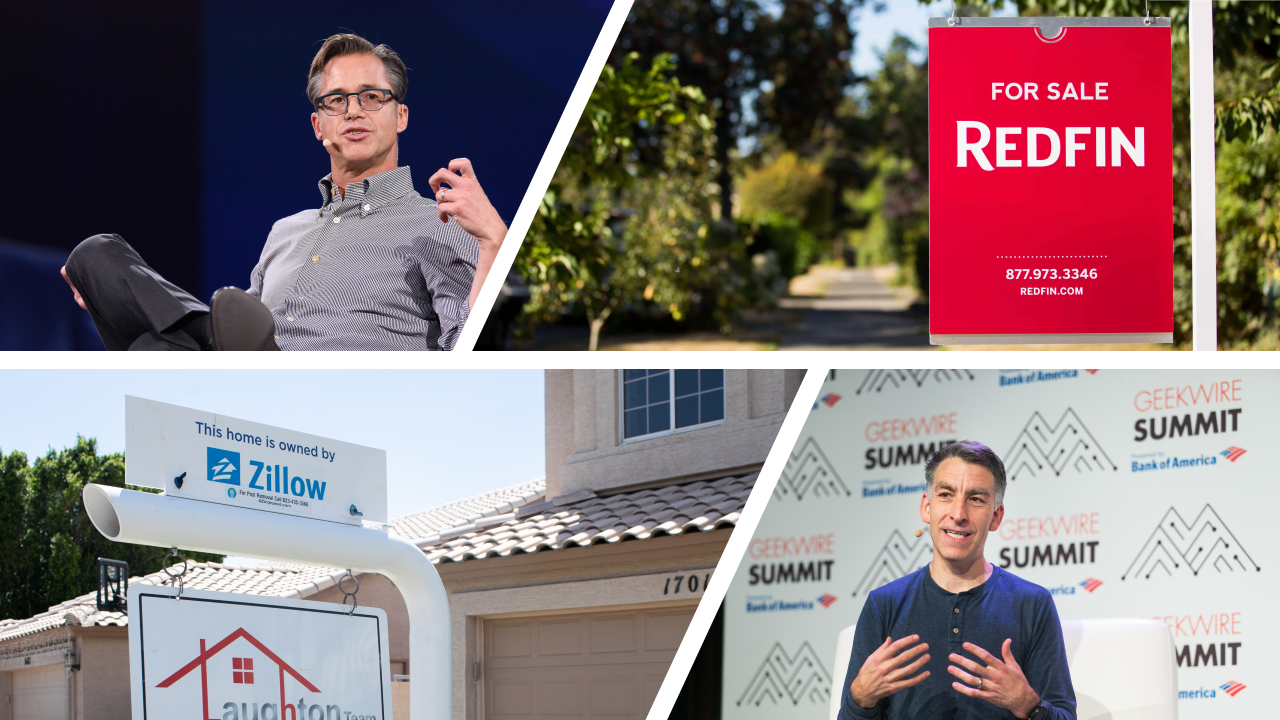 A new era for home-buying: How Zillow, Redfin and their rivals plan