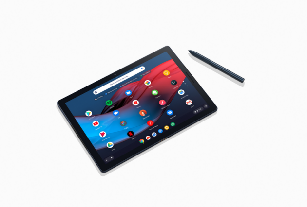 Google no longer making its own tablets, focuses on laptops going forward