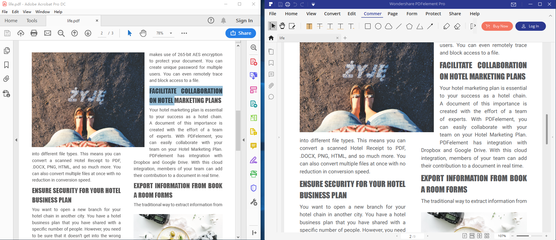 Displaying 3D models in PDFs, Adobe Acrobat