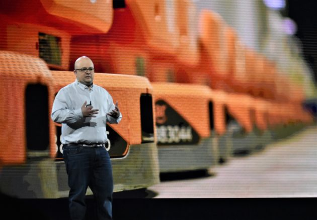 Amazon Robotics unveils two new breeds of robots for its fulfillment centers
