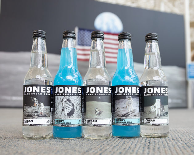 Jones Soda space pop