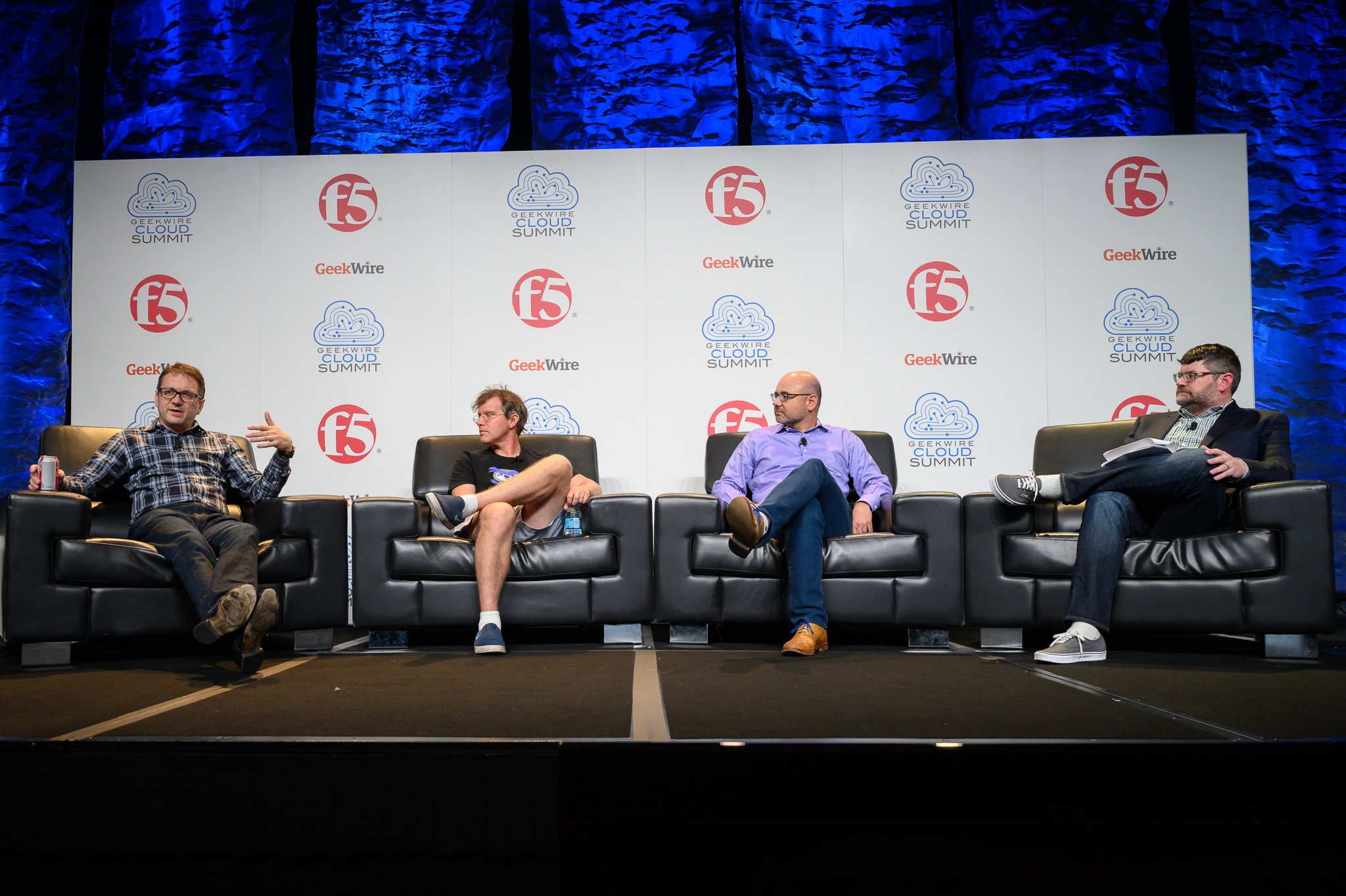 Kubernetes At 5 Joe Beda Brendan Burns And Craig Mcluckie On Its Past Future And The True Value Of Open Source Geekwire