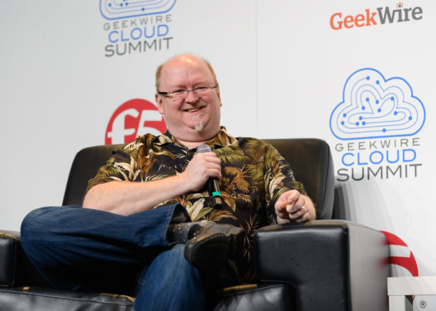 Kevin Scott - GeekWire Cloud Summit 2019