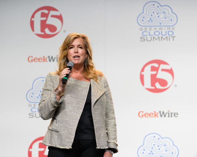 Gretchen O'Hara - GeekWire Cloud Summit 2019