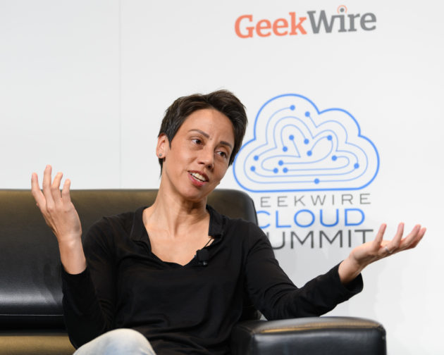 Inside the 2019 GeekWire Cloud Summit: Cloud leaders brace for the coming 'data explosion'