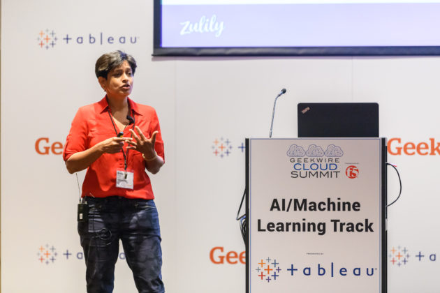 Bindu Thota - GeekWire Cloud Summit 2019