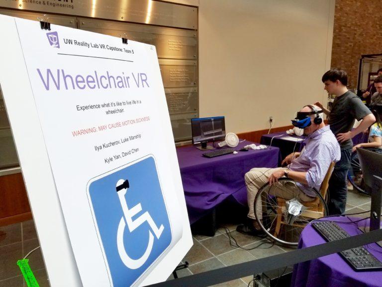 Univ  of Washington opens virtual and augmented reality
