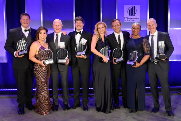 Here are the Pacific Northwest region winners for EY's 2019
