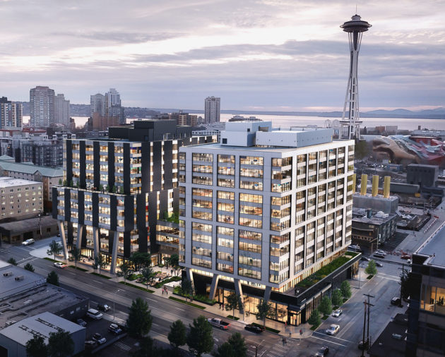 Apple to unveil details of massive Seattle expansion at big new office complex in Amazon's backyard