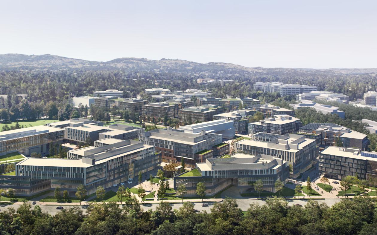 First look: Inside Microsoft's plan to reboot its original Redmond campus