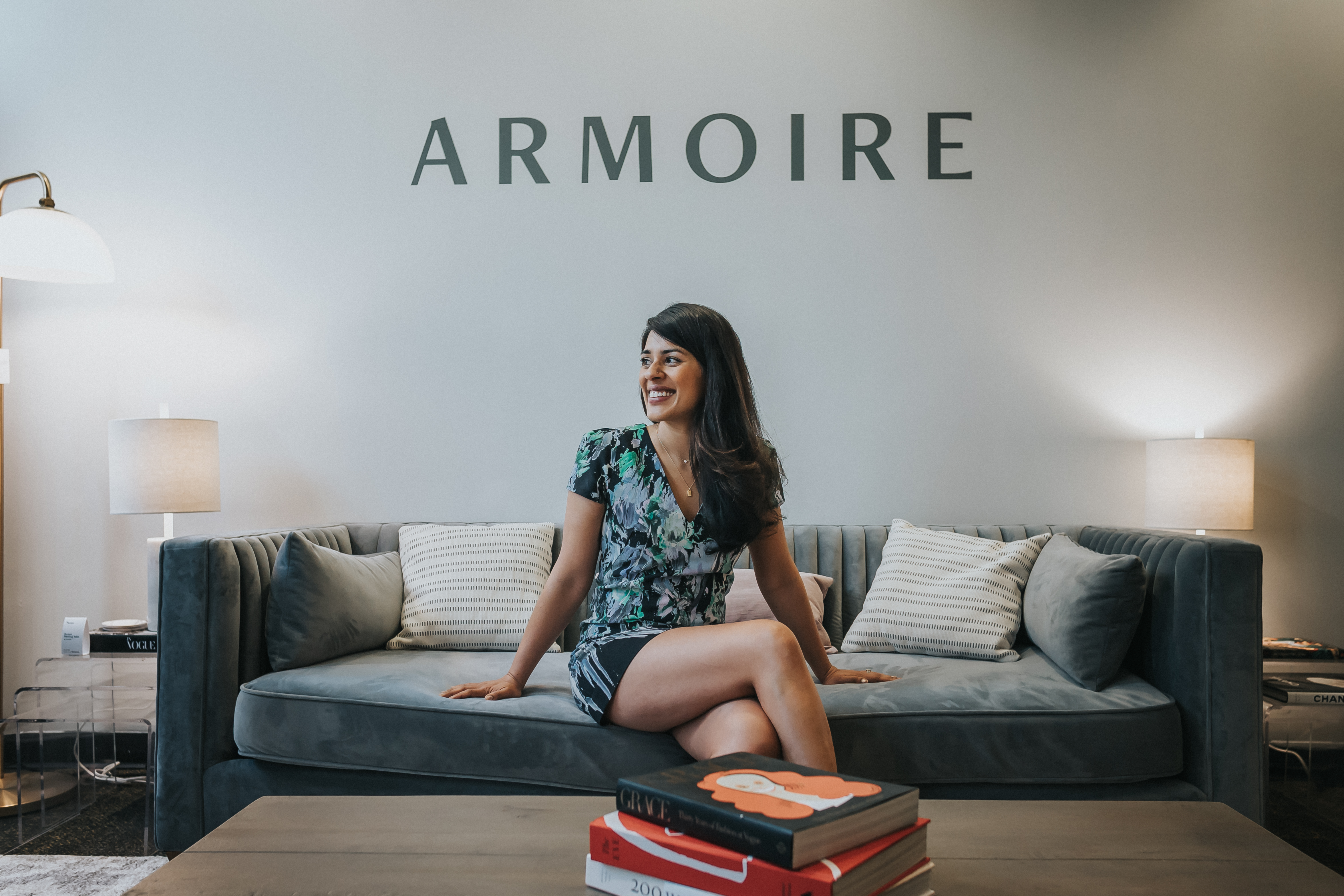 6373ea96bbb Women's clothing rental service Armoire raises more cash, moves into new HQ  with retail space
