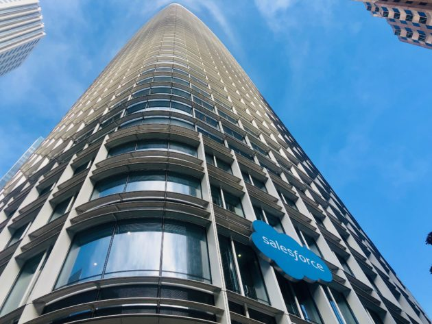 Salesforce's $15.7B Tableau deal is a defining moment for the West Coast tech 'megalopolis'