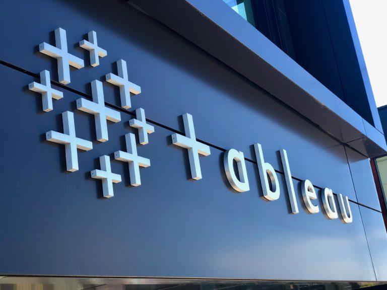 Marc Benioff to skeptical investors: Salesforce's $15 7B Tableau