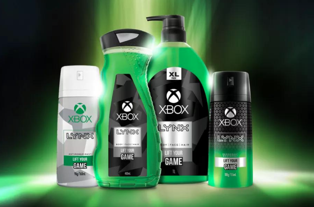 Official Microsoft Xbox Deodorant to go on Sale