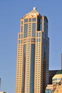 Accolade, une entreprise de haute technologie spécialisée dans les soins de santé, va doubler ses effectifs à Seattle avec un nouveau siège social – Newstrotteur Seattle   1201 Third Avenue from Elliott Bay 01 199x300