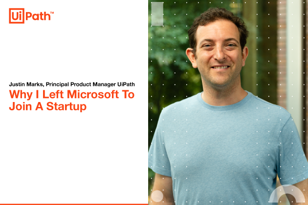 Why I left Microsoft to join a startup – GeekWire