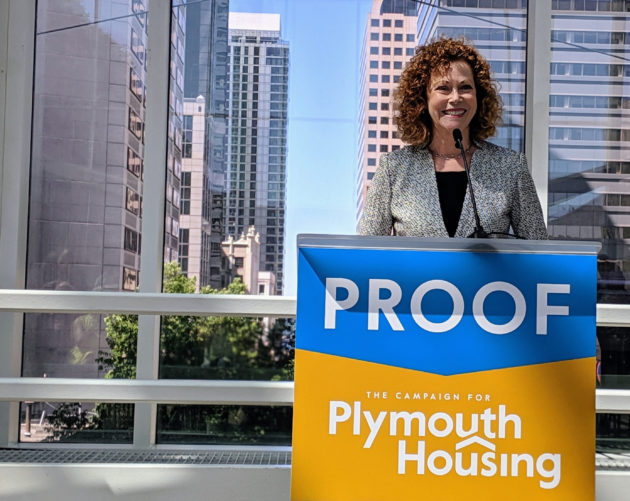 Affordable housing campaign raises $48.8M from Microsoft, Amazon, the Ballmers, and others to combat homelessness in Seattle region