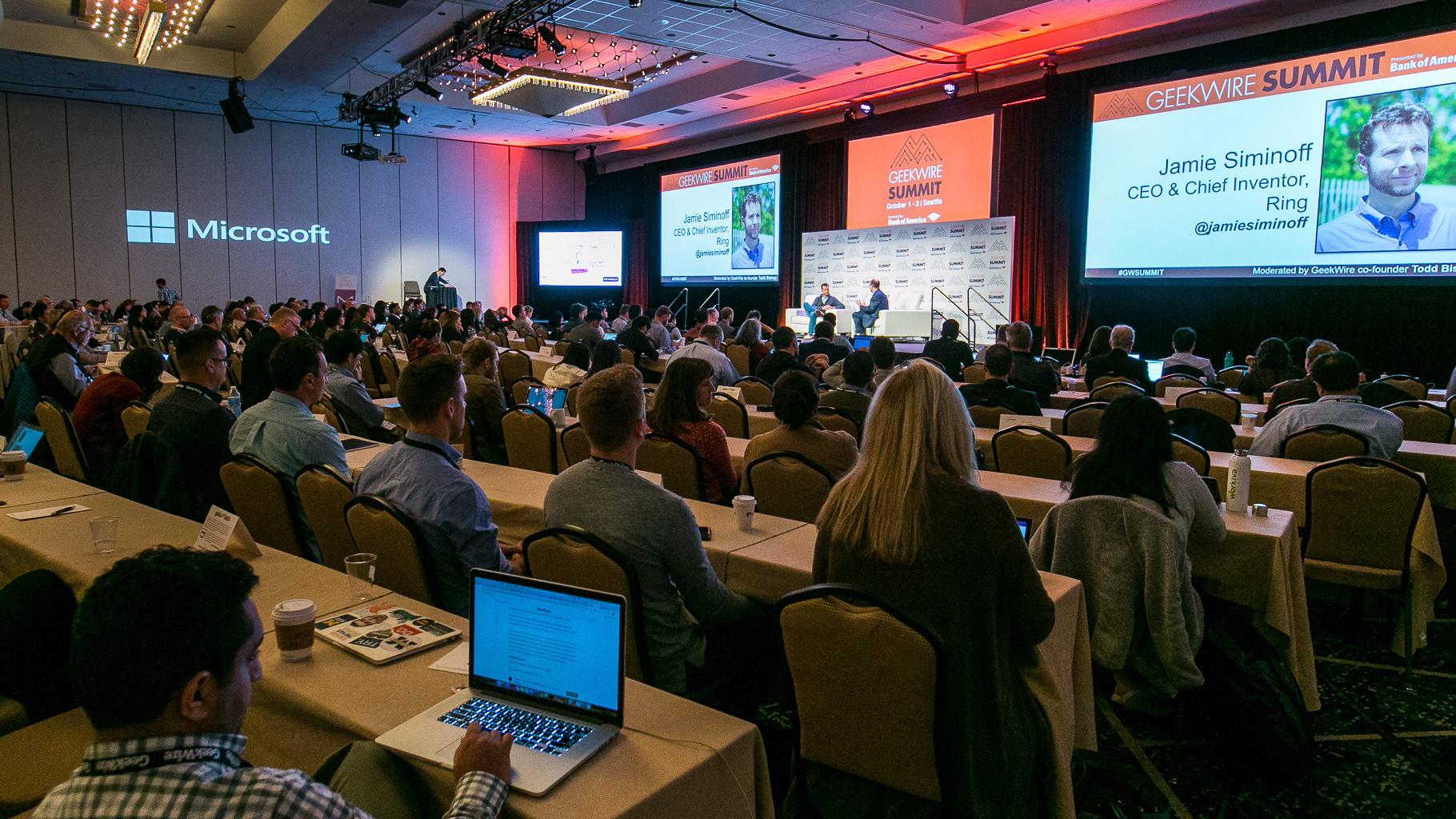 GeekWire Summit 2019