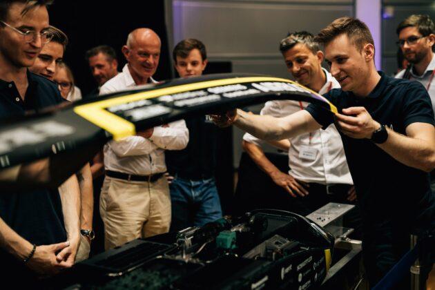 German team hits top speed (again) in Elon Musk's Hyperloop
