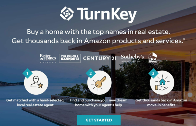 Amazon's new real estate partnership with Realogy promises homebuyers up to $5k in credits